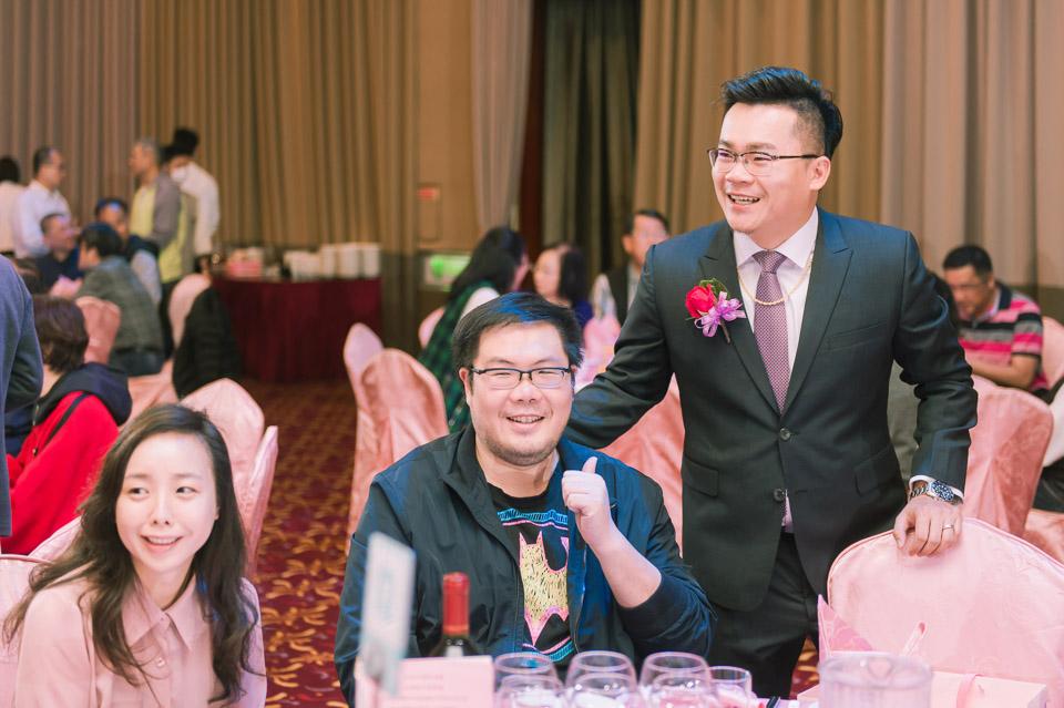 台南婚攝 Y&Z 台糖長榮酒店 婚禮攝影 028