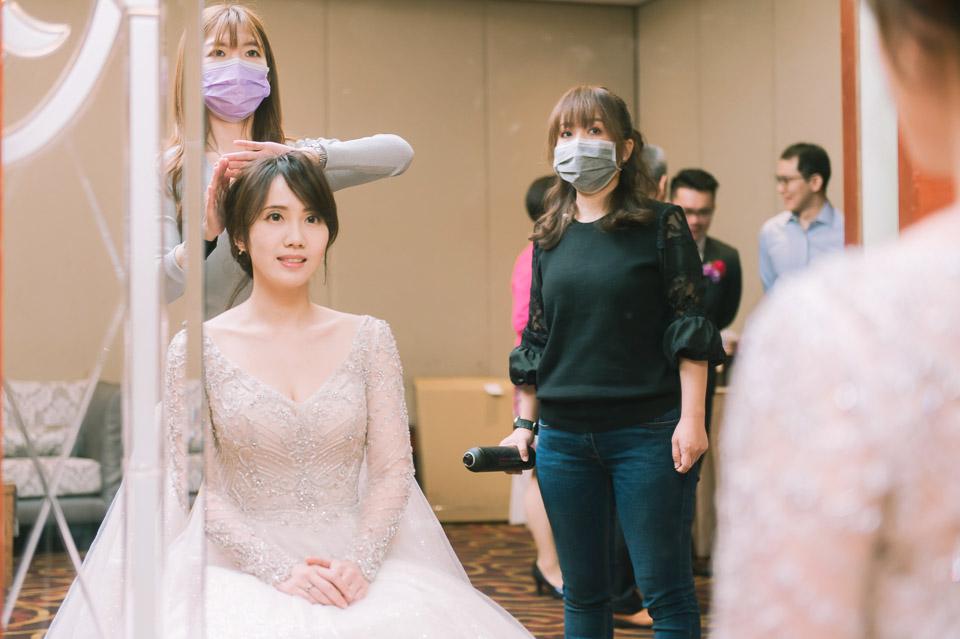 台南婚攝 Y&Z 台糖長榮酒店 婚禮攝影 025