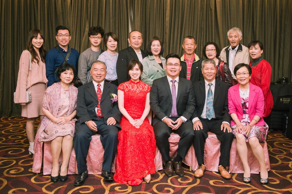 台南婚攝 Y&Z 台糖長榮酒店 婚禮攝影 022
