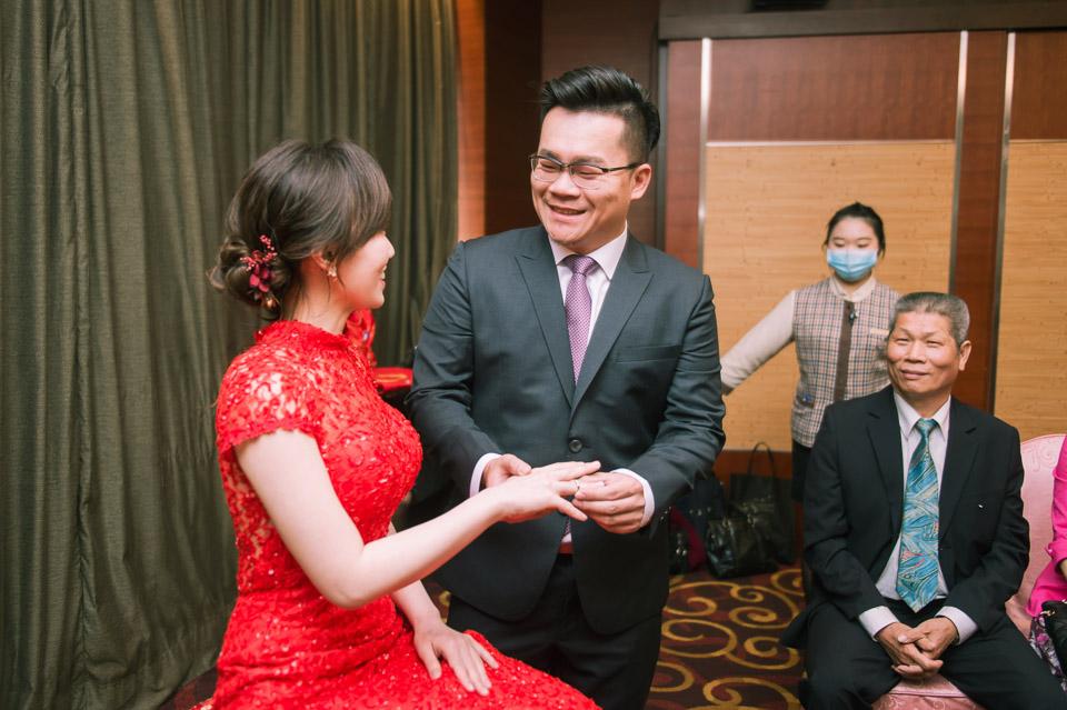 台南婚攝 Y&Z 台糖長榮酒店 婚禮攝影 011