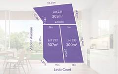 Lot 231, 1 Leda Court, Modbury Heights SA