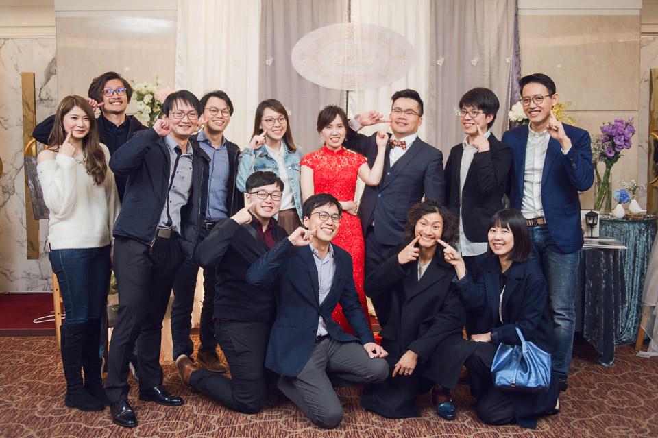 台南婚攝 Y&Z 台糖長榮酒店 婚禮攝影 073