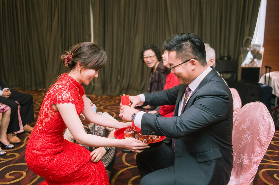 台南婚攝 Y&Z 台糖長榮酒店 婚禮攝影 020