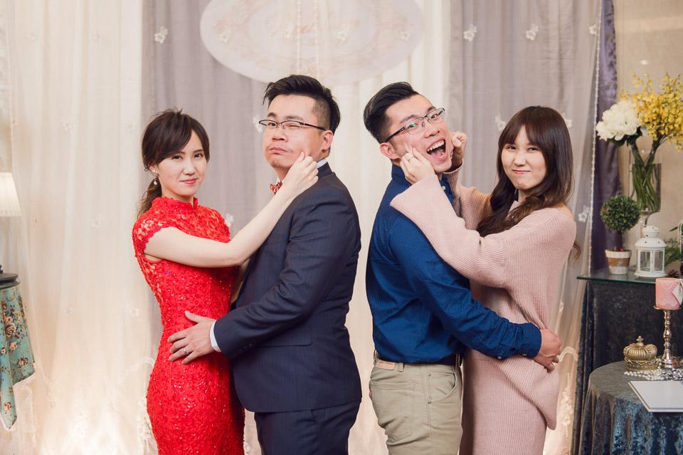 台南婚攝 Y&Z 台糖長榮酒店 婚禮攝影 072