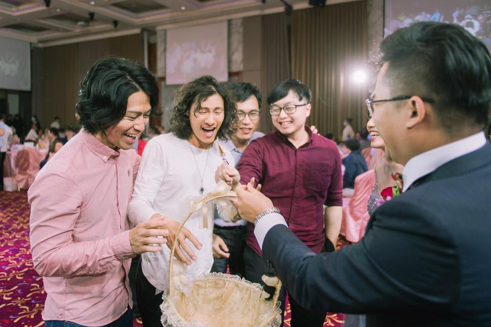 台南婚攝 Y&Z 台糖長榮酒店 婚禮攝影 055