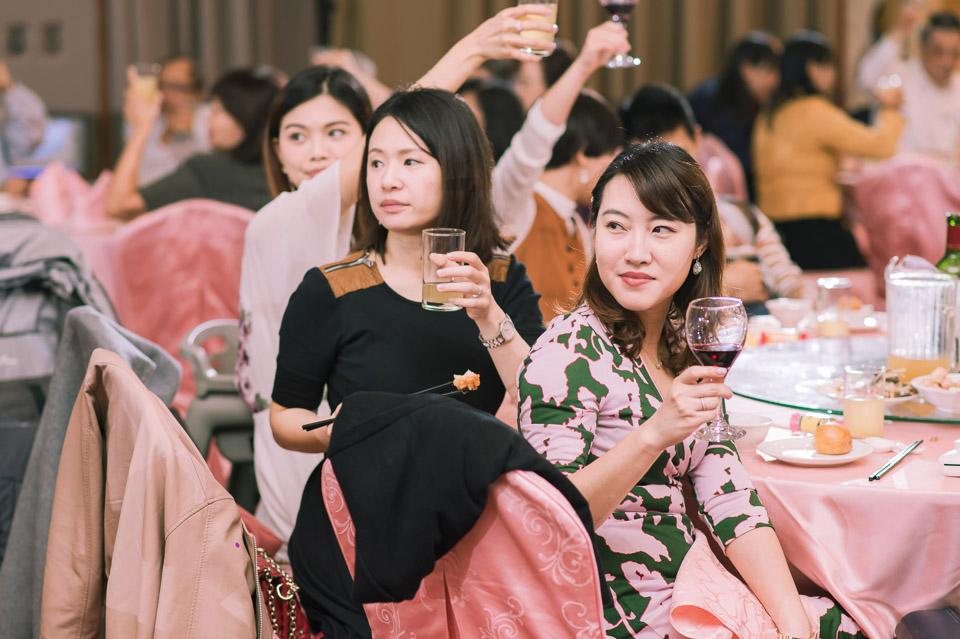 台南婚攝 Y&Z 台糖長榮酒店 婚禮攝影 049