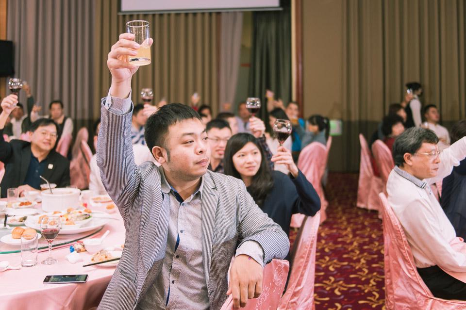 台南婚攝 Y&Z 台糖長榮酒店 婚禮攝影 048