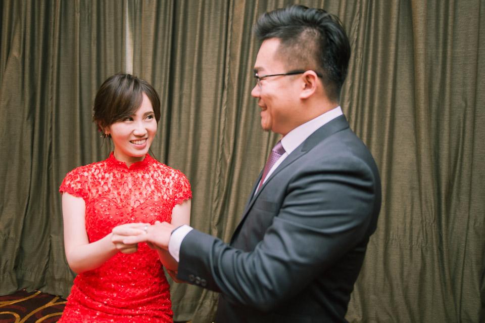 台南婚攝 Y&Z 台糖長榮酒店 婚禮攝影 012