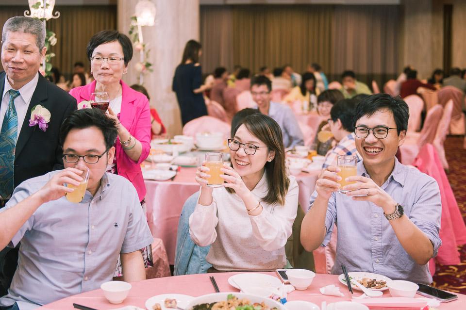 台南婚攝 Y&Z 台糖長榮酒店 婚禮攝影 068