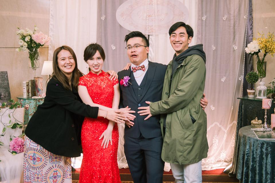 台南婚攝 Y&Z 台糖長榮酒店 婚禮攝影 071