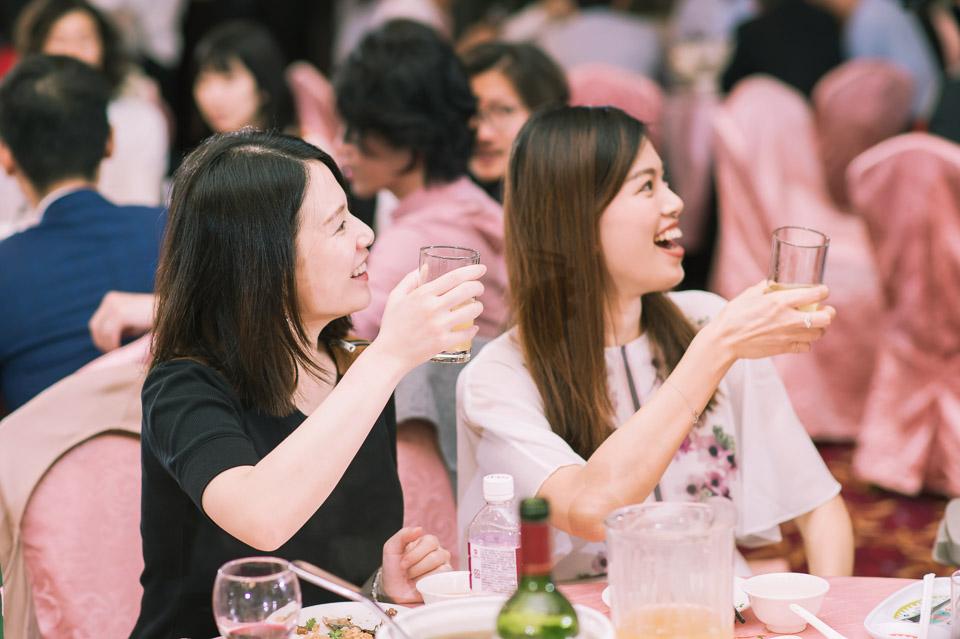 台南婚攝 Y&Z 台糖長榮酒店 婚禮攝影 067
