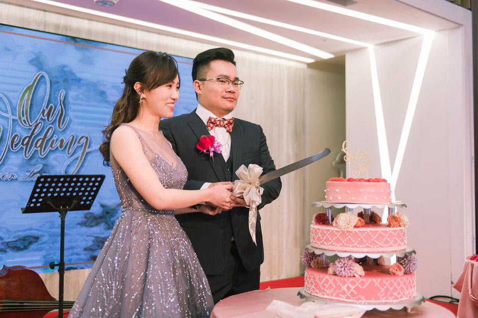 台南婚攝 Y&Z 台糖長榮酒店 婚禮攝影 058