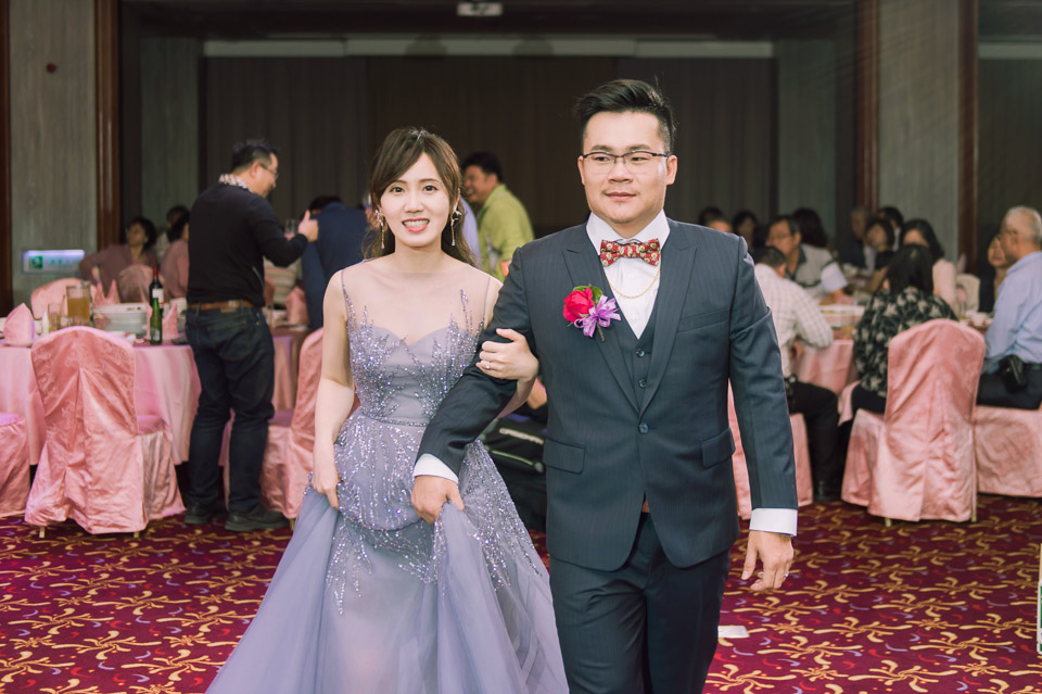 台南婚攝 Y&Z 台糖長榮酒店 婚禮攝影 056
