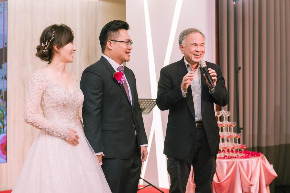 台南婚攝 Y&Z 台糖長榮酒店 婚禮攝影 046