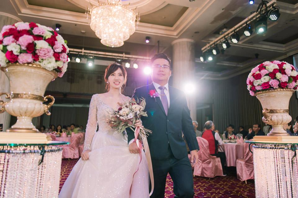 台南婚攝 Y&Z 台糖長榮酒店 婚禮攝影 041