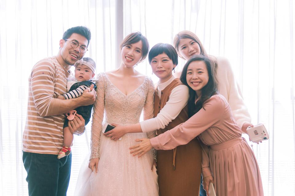 台南婚攝 Y&Z 台糖長榮酒店 婚禮攝影 033