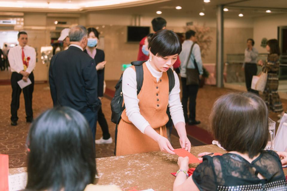 台南婚攝 Y&Z 台糖長榮酒店 婚禮攝影 029