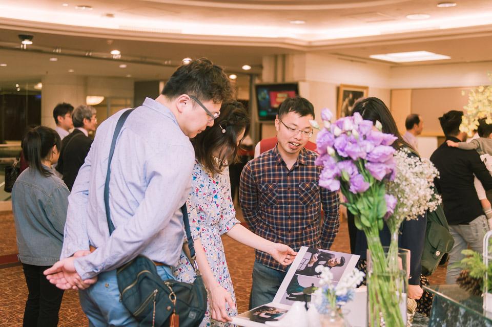 台南婚攝 Y&Z 台糖長榮酒店 婚禮攝影 027