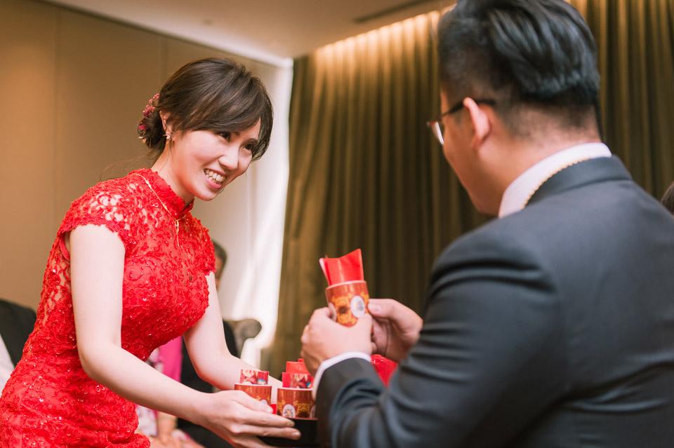 台南婚攝 Y&Z 台糖長榮酒店 婚禮攝影 021