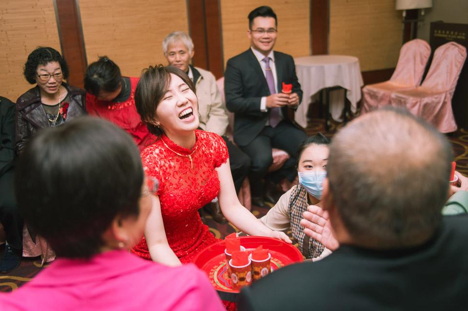 台南婚攝 Y&Z 台糖長榮酒店 婚禮攝影 019