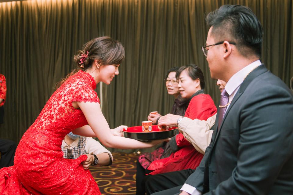 台南婚攝 Y&Z 台糖長榮酒店 婚禮攝影 018