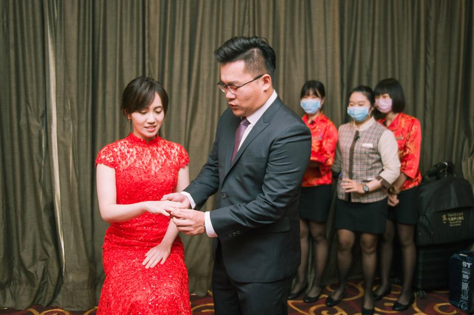 台南婚攝 Y&Z 台糖長榮酒店 婚禮攝影 009