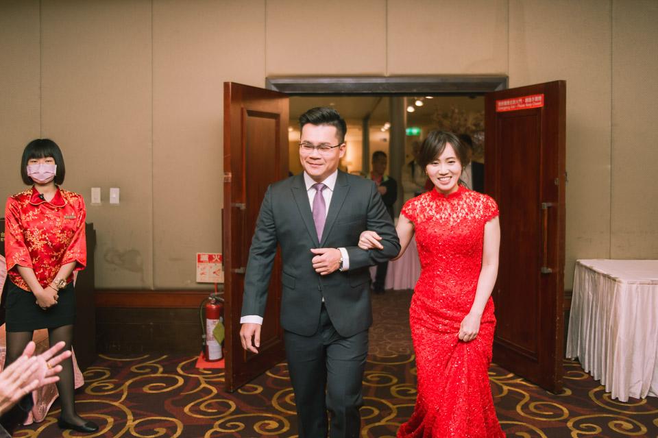 台南婚攝 Y&Z 台糖長榮酒店 婚禮攝影 008