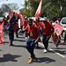 NIMSA Zimbabwe solidarity demo