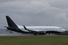 Photo of G-TGPG 737 Stansted