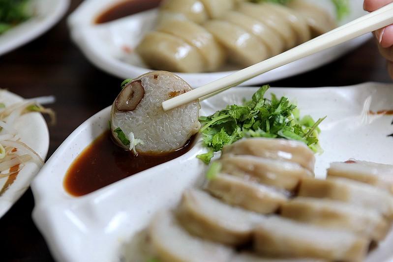 雙連巷仔內大腸煎古早味隱藏版小吃美食赤峰街南京西路31