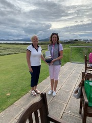 Lady Captain Mary Wallace Weekend Away