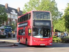 Photo of Go Ahead London E53 LX56EUA On Route 51 in Orpington