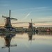 The mills of the Zaanse Schans