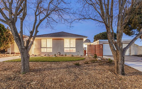 3 Howell Place, Gowrie ACT 2904