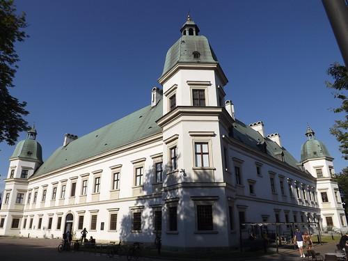 Zamek Ujazdowski, Warsaw, Poland