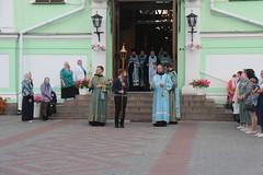 24.09.20 - встреча креста св. Евфросинии Полоцкой