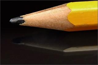 yellow pencil :)