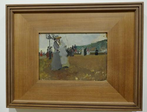 """""""San Sebastián"""", 1900-1901, Joaquín Sorolla y Bastida (1863-1923), Musée des Beaux-Arts, Bilbao, Biscaye, Pays basque, Espagne."""