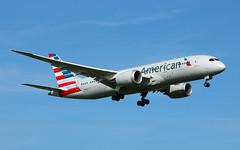 Photo of N806AA Boeing 787-8 Dreamliner American Airlines