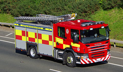 Photo of SCANIA P270 - SCOTTISH FIRE AND RESCUE SERVICE