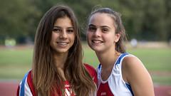 Anna Mengarelli e Maria Baldoni