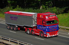 Photo of DAF XF - JAMES S. HISLOP Kelso