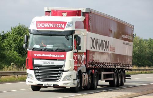 Downton (EV Cargo) - VU 17 HUP