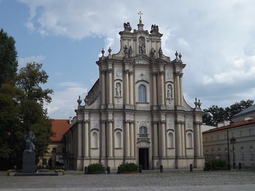 Kościół Wizytek, Warsaw, Poland