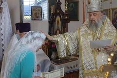 26.09.20 - богослужение в д. Черевачицы