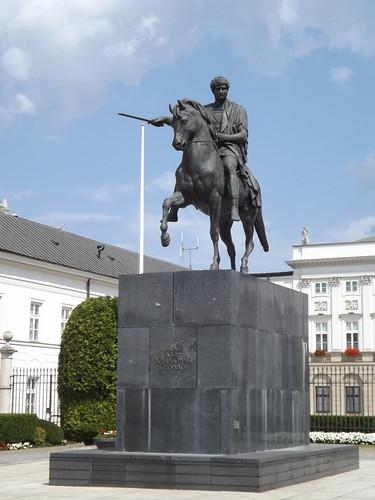 Józef Poniatowski, Warsaw, Poland