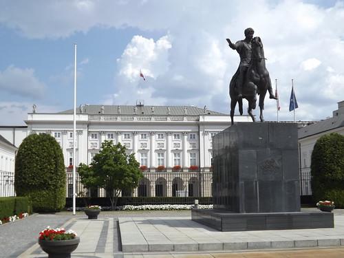 Pałac Prezydencki, Warsaw, Poland