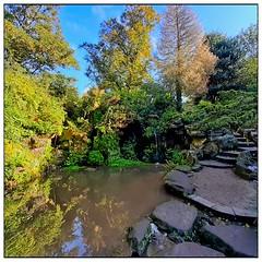 Photo of The Fairy Glen, Sefton Park Liverpool.