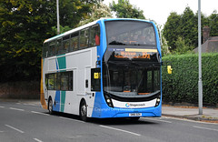 Photo of Stagecoach East Midland 10666 SN16 OZH