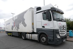 Photo of Mercedes Actros 1845 - Thurrock